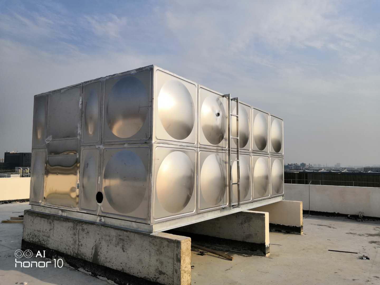 拼装式不锈钢水箱销售价格,不锈钢水箱