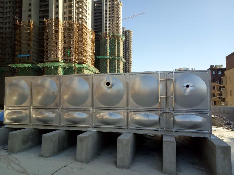 济南方形不锈钢水箱要多少钱,不锈钢水箱