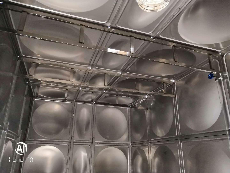枣庄组合式不锈钢水箱销售厂家,不锈钢水箱
