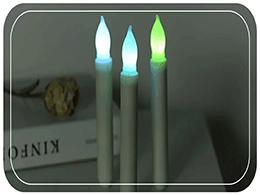 福建LED杆蜡电子蜡烛配送 其志供应
