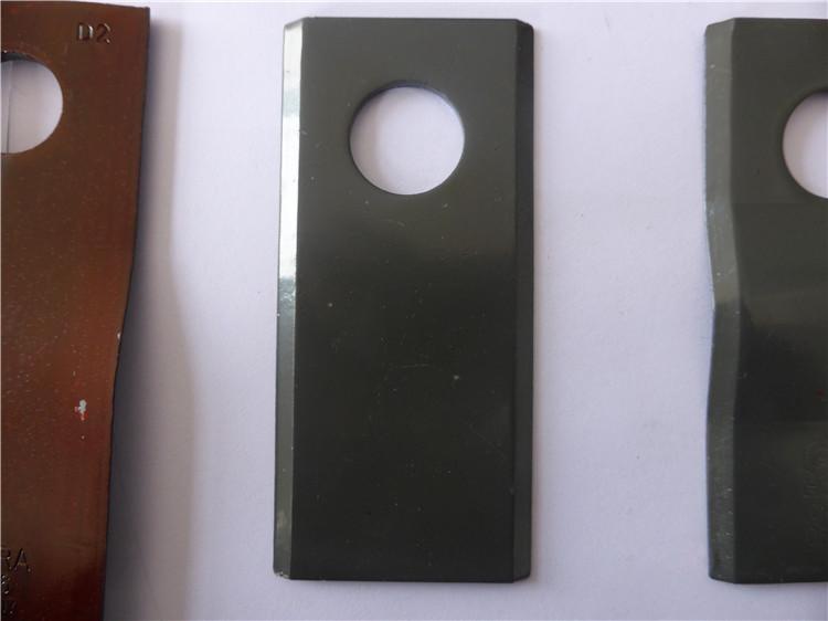 北京异型收割机刀片厂家供应 山东梁山亨通机械制造供应