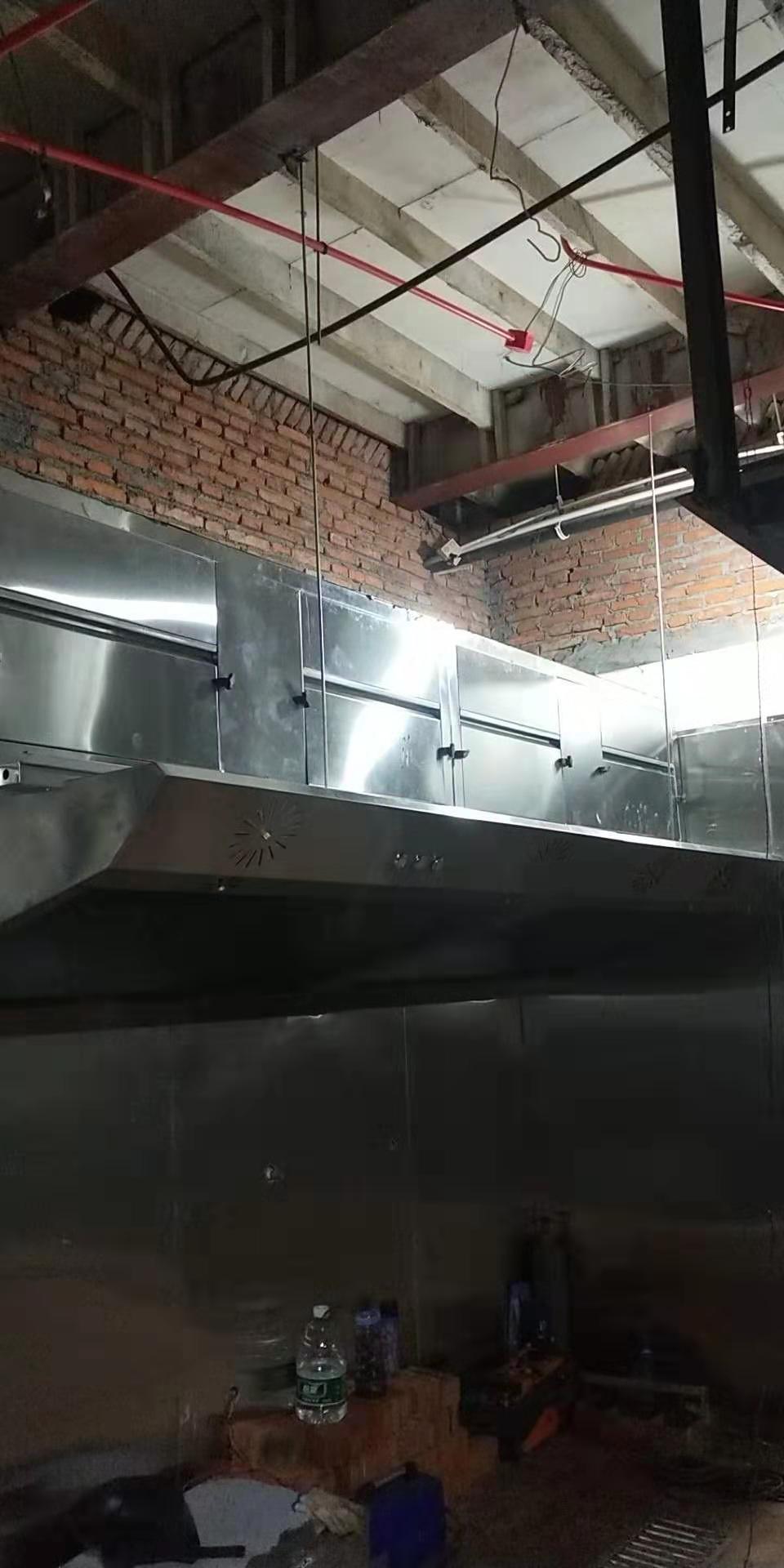 温州节能排烟管道 创造辉煌 无锡市永会厨房设备制造yabo402.com