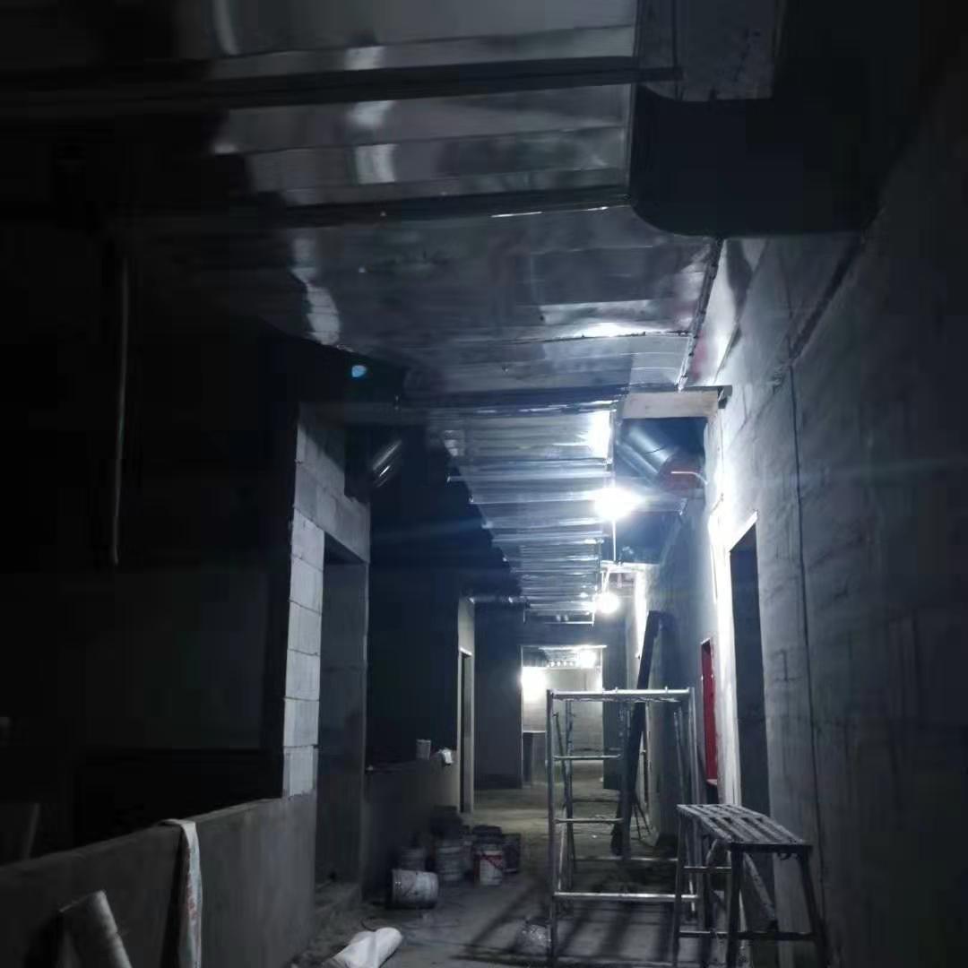 衢州耐高溫排煙管道 客戶至上 無錫市永會廚房設備制造供應