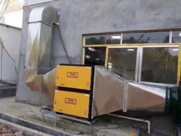 衢州排煙管道市場前景如何 來電咨詢 無錫市永會廚房設備制造供應