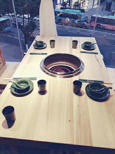 阜陽火鍋連鎖店凈化無煙火鍋按需定制 真誠推薦 無錫市永會廚房設備制造供應