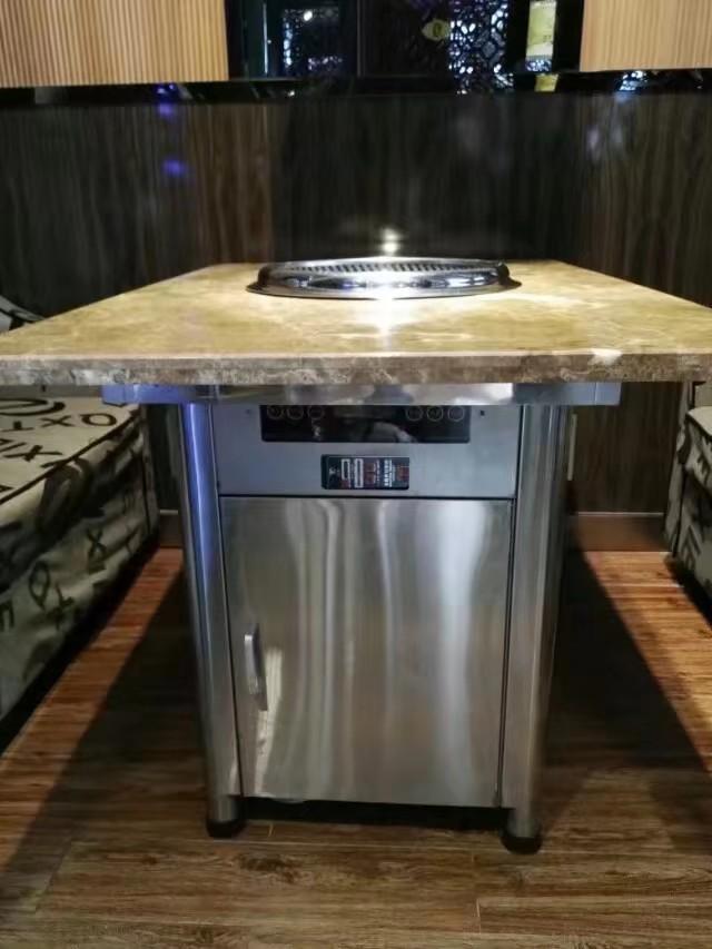六安净化无烟火锅价格合理 来电咨询 无锡市永会厨房设备制造供应