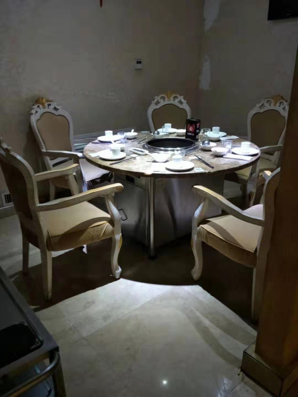 滁州饭店净化无烟火锅多少钱 创造辉煌 无锡市永会厨房设备制造供应