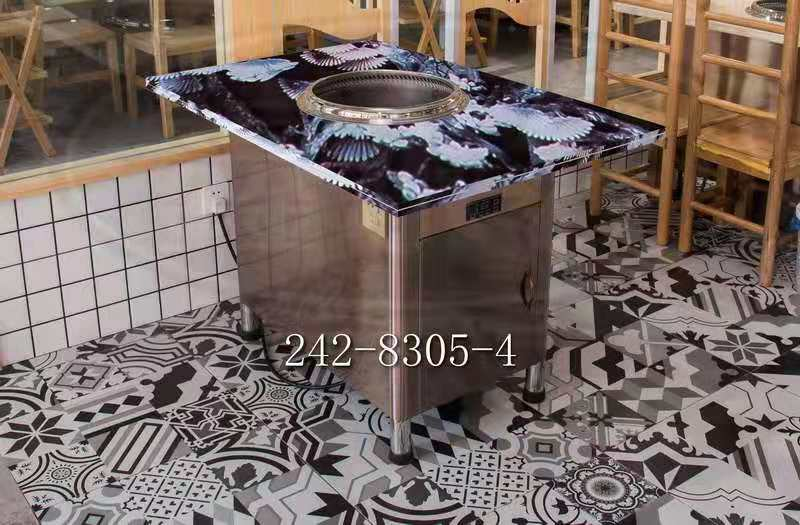蚌埠防火凈化無煙火鍋銷售廠家 誠信經營 無錫市永會廚房設備制造供應
