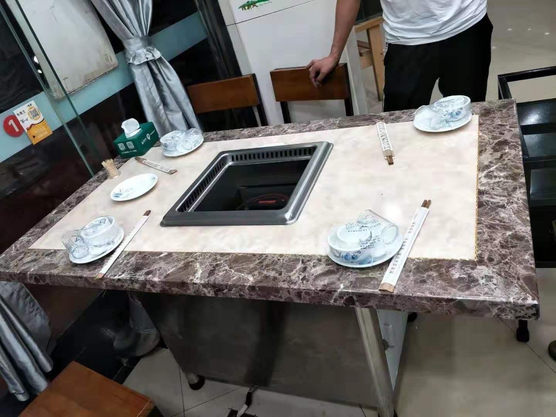 阜阳火锅店净化无烟火锅哪家快 来电咨询 无锡市永会厨房设备制造供应