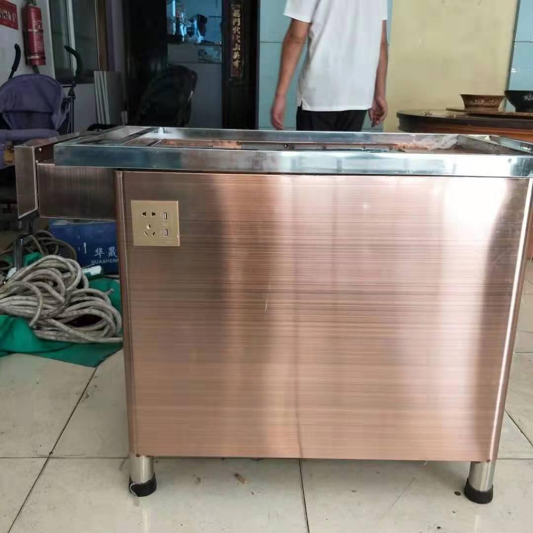 安庆商用净化无烟火锅价格合理 铸造辉煌 无锡市永会厨房设备制造供应