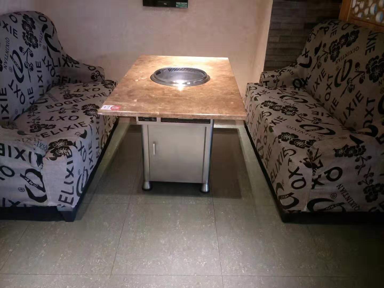 蚌埠饭店净化无烟火锅定做 欢迎来电 无锡市永会厨房设备制造供应