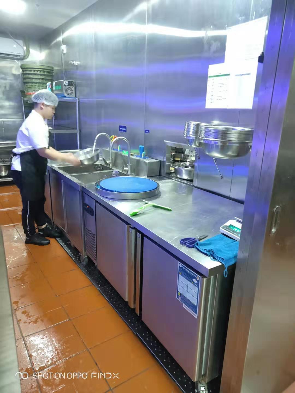 宁波防水水池 铸造辉煌 无锡市永会厨房设备制造供应