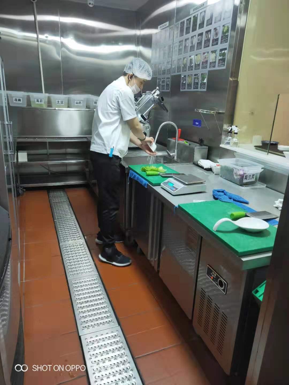 湖州中餐水池 抱诚守真 无锡市永会厨房设备制造供应