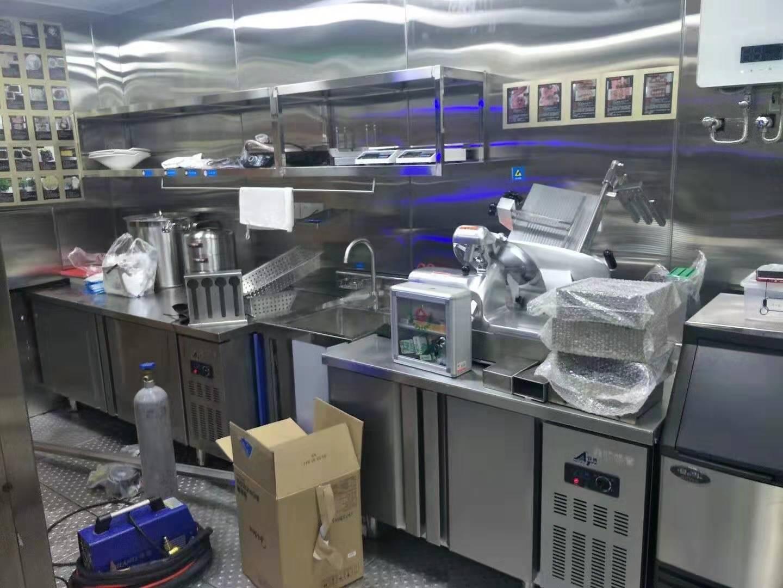 泰州大排档墙架多少钱「无锡市永会厨房设备制造供应」