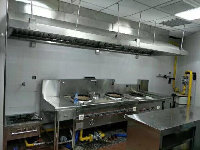 舟山火鍋店廚房排煙罩 歡迎來電 無錫市永會廚房設備制造供應