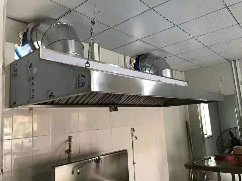 嘉兴防火厨房排烟罩 创新服务 无锡市永会厨房设备制造供应