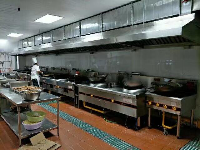 防火厨房排烟罩维修价格,厨房排烟罩