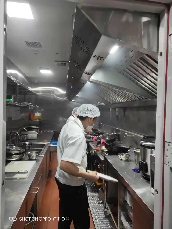 金华厨房排烟罩制造厂家 来电咨询 无锡市永会厨房设备制造供应
