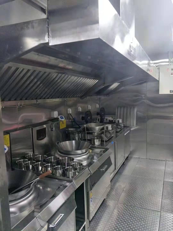 食堂厨房排烟罩上门维修「无锡市永会厨房设备制造供应」