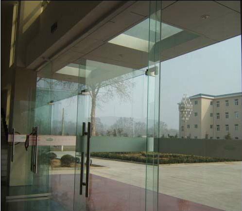 门源玻璃门设计,玻璃门