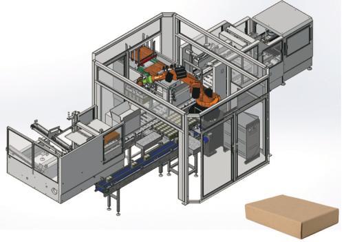 直销自动化包装机按需定制,自动化包装机