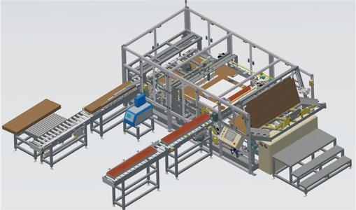 太仓自动化包装机,自动化包装机