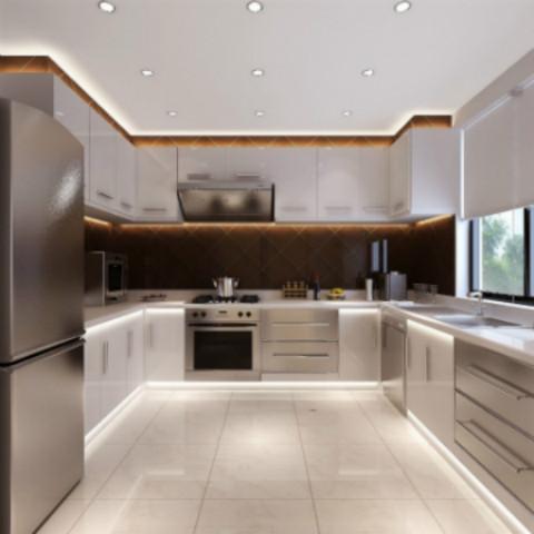 饭店厨房设计,厨房设计