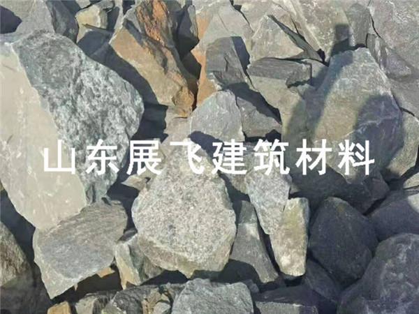 上海黑色火山岩石子 展飞建材供应