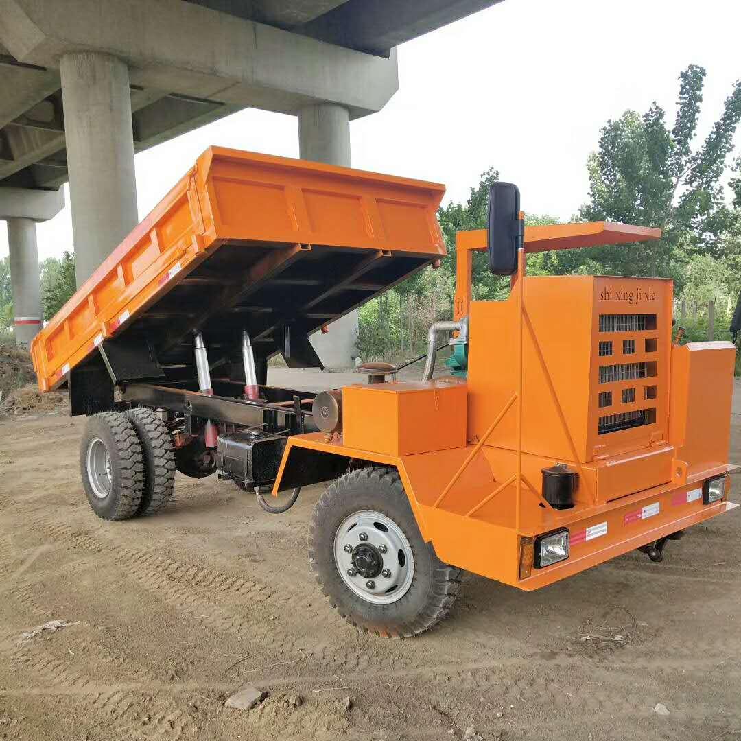 安徽加厚钢板矿用窄体运输车全国发货 欢迎来电 济宁力征工程机械供应