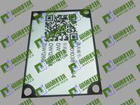 广东性能优越高温复合陶瓷条码标签按需定制,高温复合陶瓷条码标签