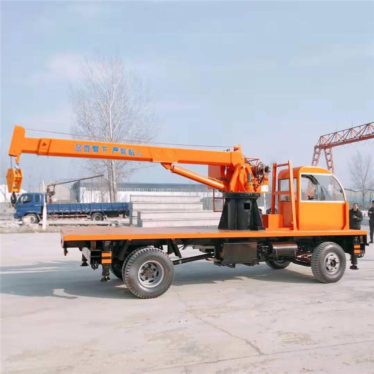 山西使用范围广后驱随车吊全国发货「济宁力征工程机械供应」