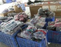 杭州库存服装收购价格「苏州衣清清服饰供应」