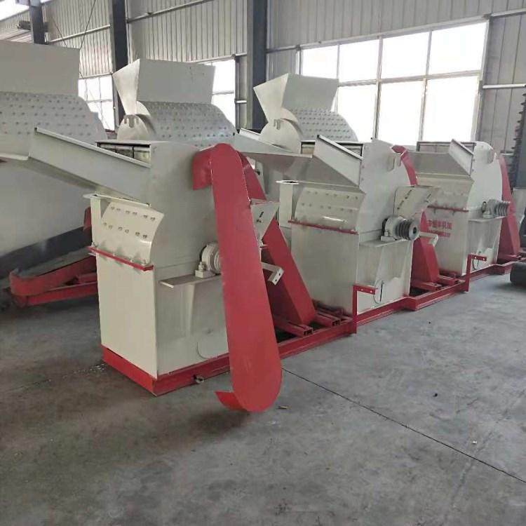辽宁柴油移动式木块粉碎机 山东捷威迅机械设备供应
