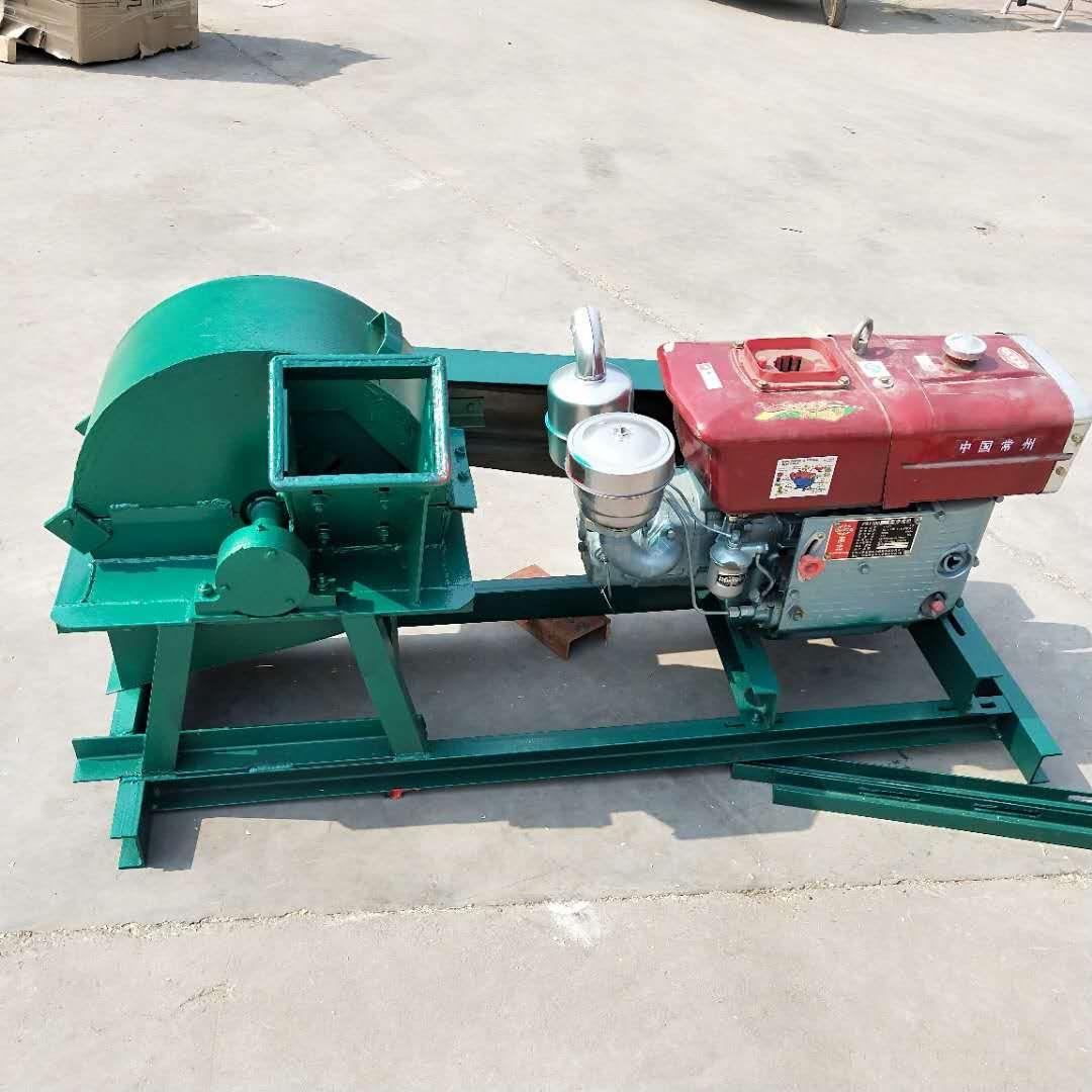 重庆直销园林绿化木材粉碎机哪家好 山东捷威迅机械设备供应
