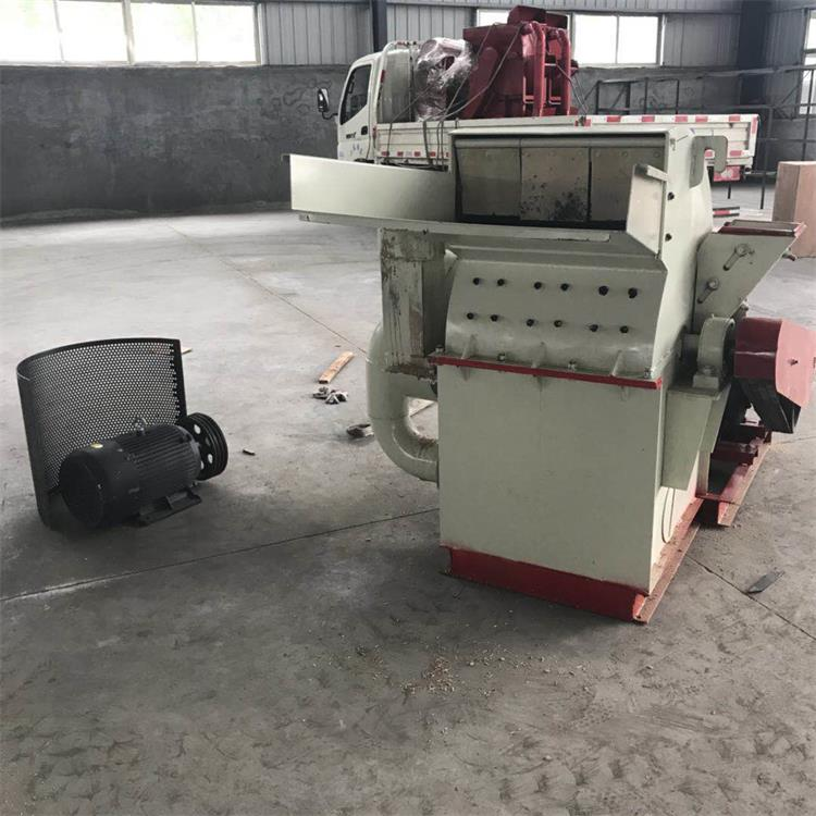 福建家具厂废旧下脚料粉碎机规格尺寸 山东捷威迅机械设备供应