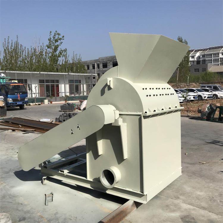 贵州木屑刨花锯末粉碎机全国发货,粉碎机