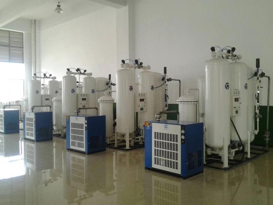 江苏橡胶制氮机厂家供应 南通通扬吸附工程设备供应