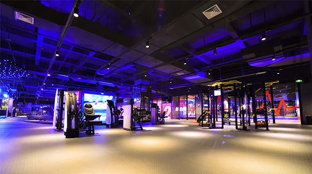 江岸区专业健身需要多少钱 创造辉煌「湖北空中健身供应」