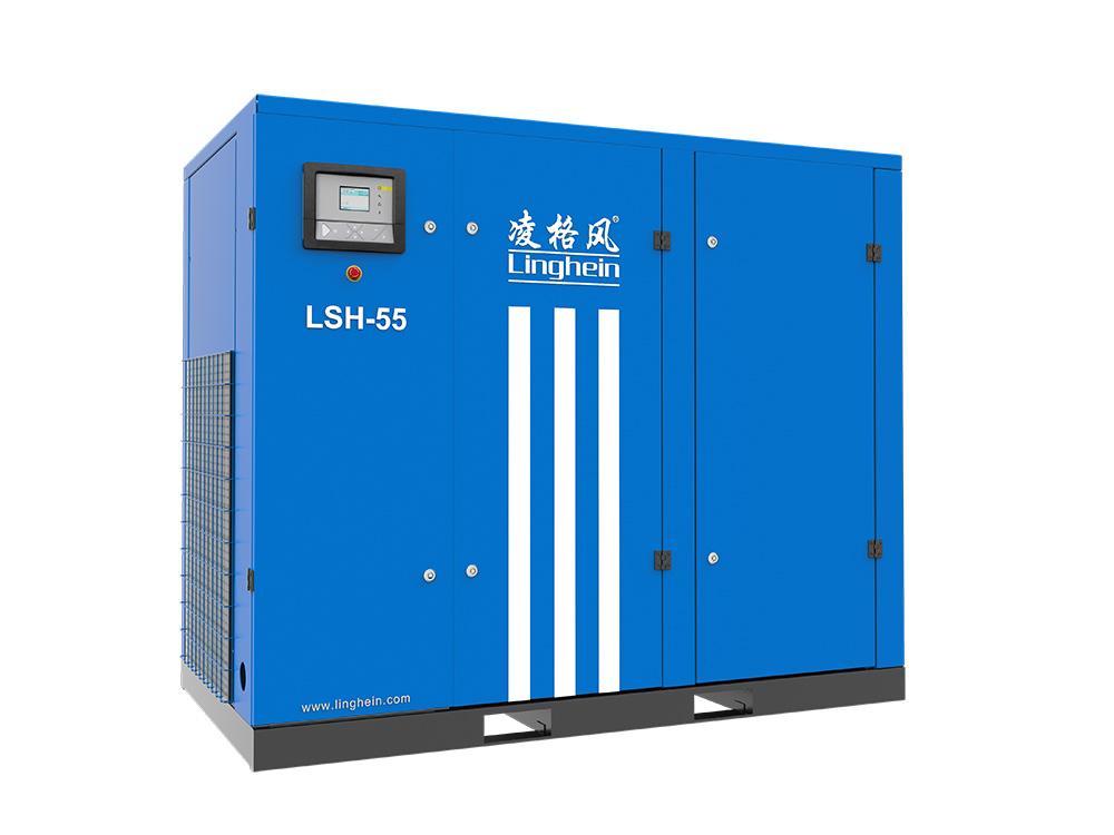 四川工频螺杆空压机官网 铸造辉煌 上海凌格风气体技术供应
