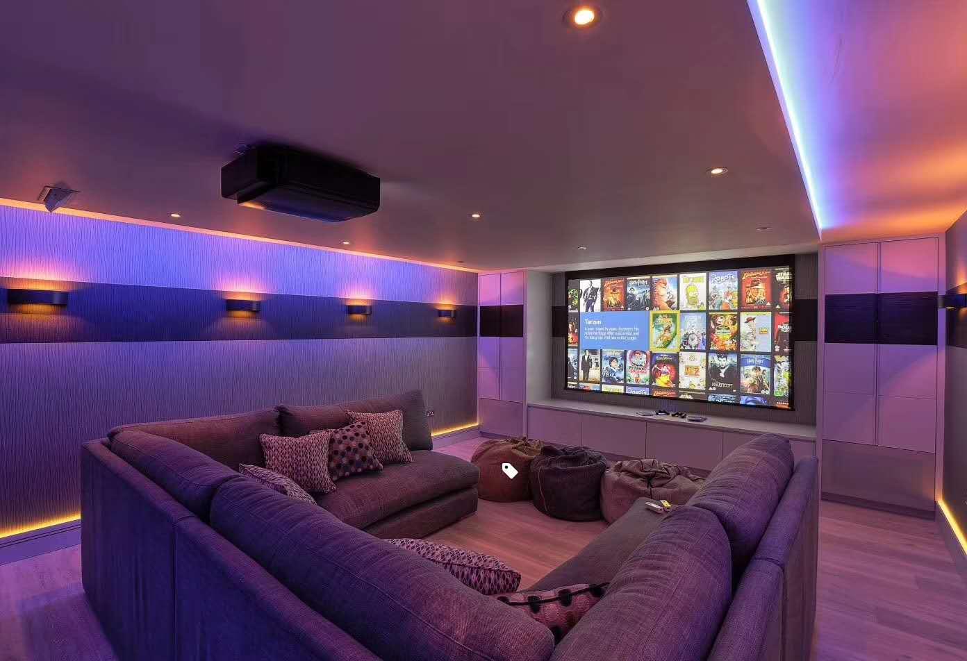 上海优质家庭影院投影机包安装 值得信赖 上海树创智能科技供应