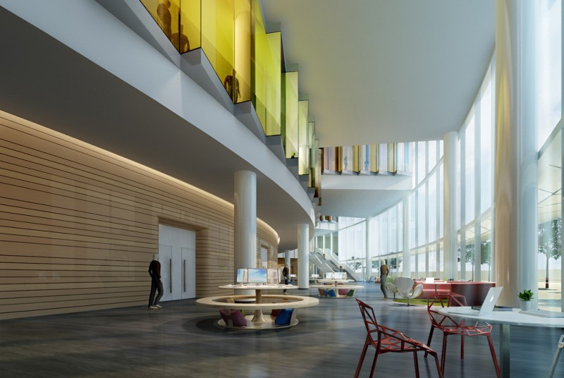 浦东新区展厅设计培训机构,展厅设计