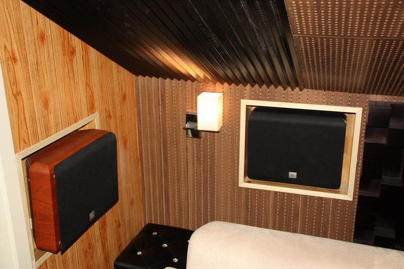 上海专用智能家居隔音墙怎么安装 来电咨询 上海树创智能科技供应