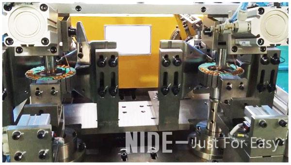 轮毂电机定子绕线机厂家直供 客户至上「浙江诺德智能自动化科技供应