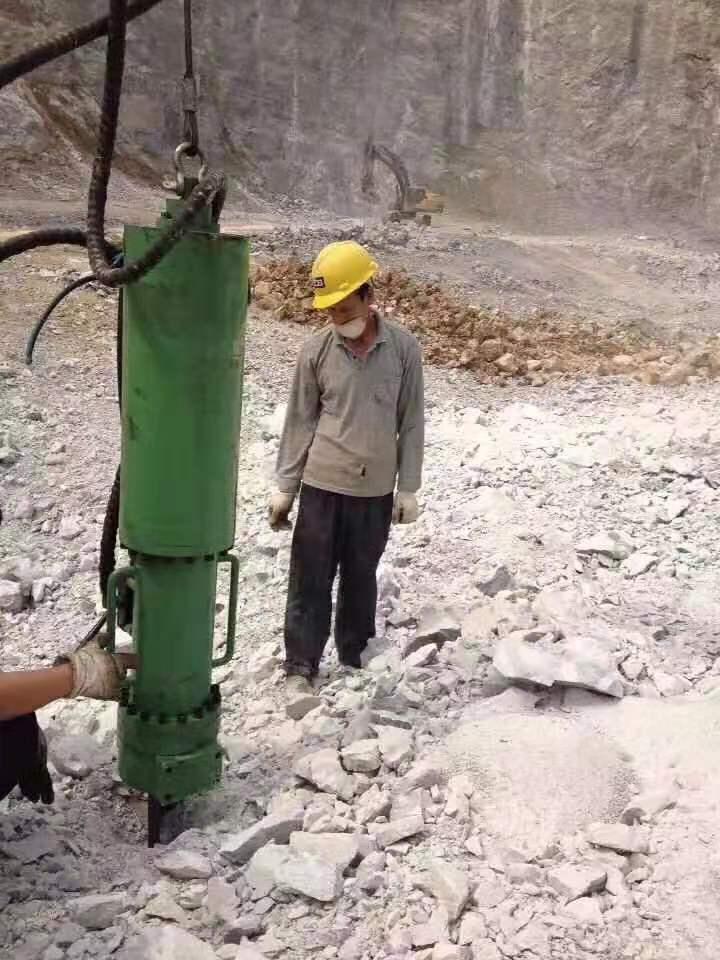 楚雄花岗岩劈裂棒 创造辉煌 昆明悍之骏工程机械供应