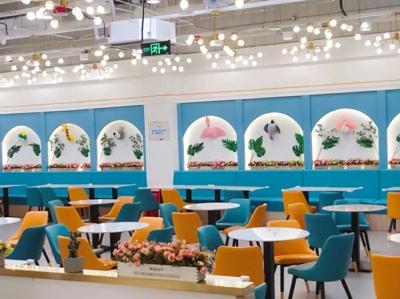 北京室内儿童餐厅图片 信誉保证 上海徐甸玩具供应