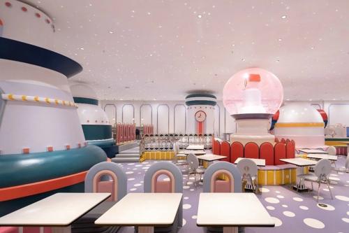 北京室内亲子餐厅排名 以客为尊 上海徐甸玩具供应