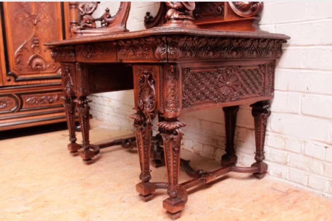 福州法国古董家具收藏,法国古董家具