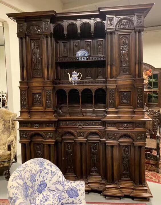 温州法国古董家具销售电话,法国古董家具