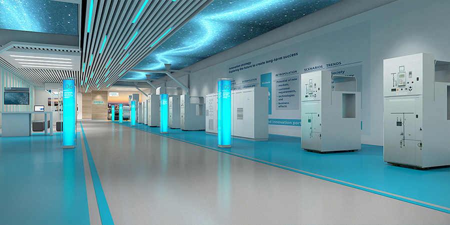 滨湖区知名展览空间设计 服务至上「无锡易视创意广告图片