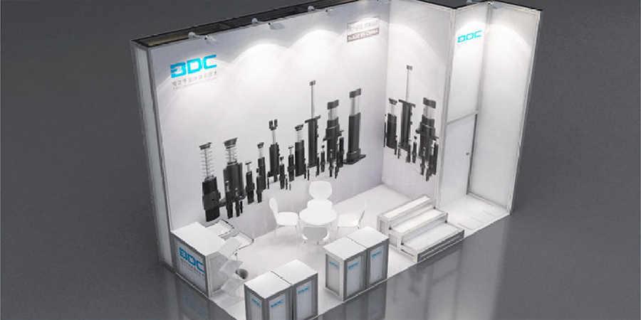 江阴知名展览空间设计公司 诚信服务「无锡易视创意广告供应」图片